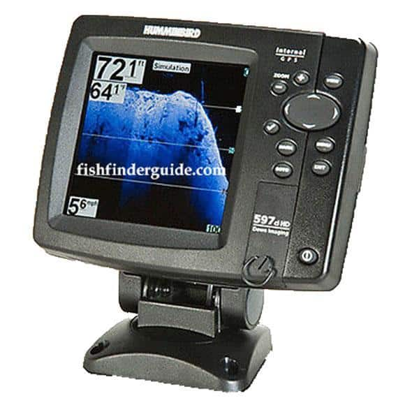 humminbird 698ci hd si review - fishfinderguide, Fish Finder