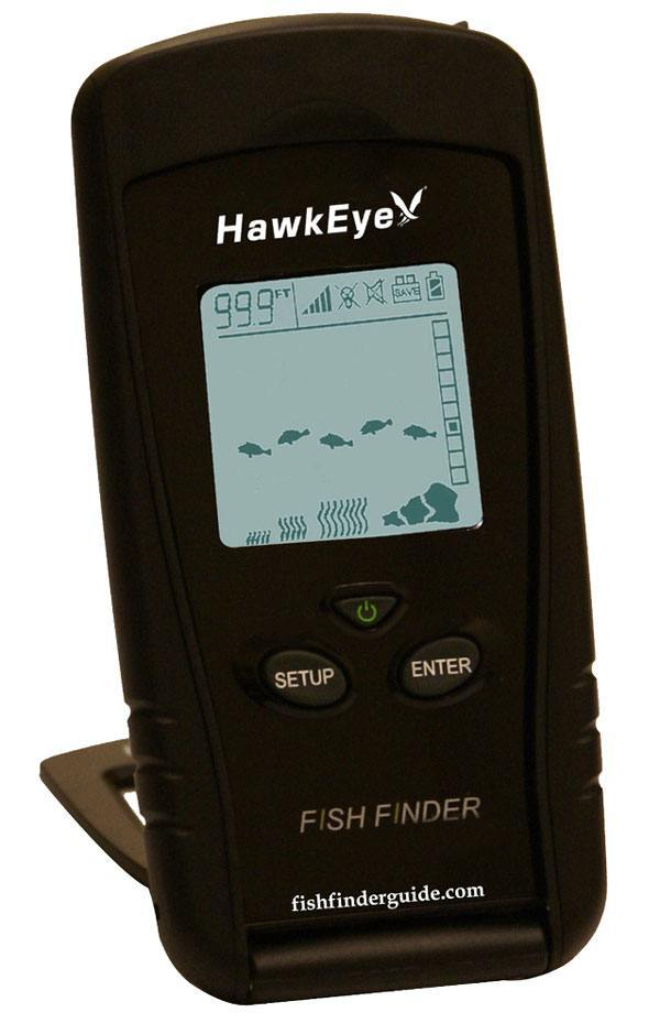NorCross HawkEye F33P Fish Finder